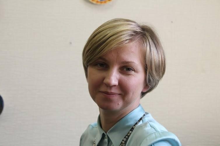 Svitlana Andrushchenko