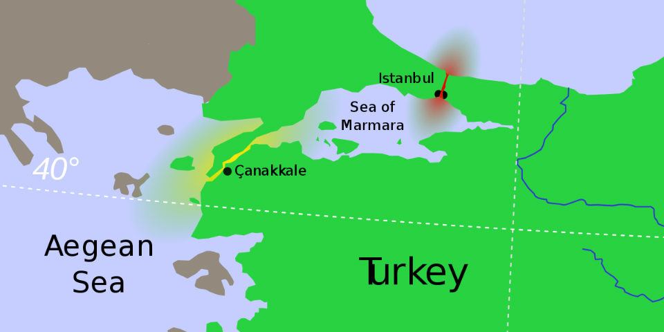 TURKEY'S BLACK SEA POLICY
