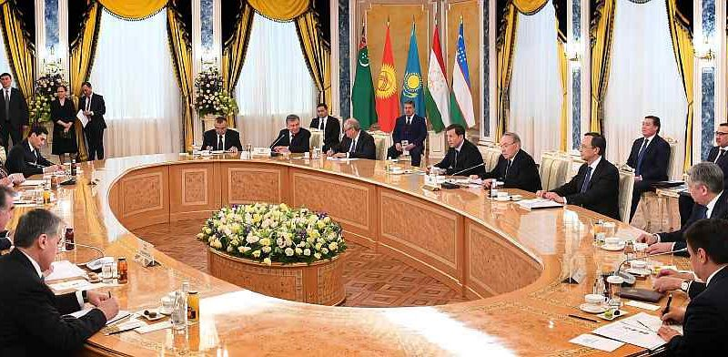 UKRAINIAN POLICY TOWARDS CENTRAL ASIAN STATES: