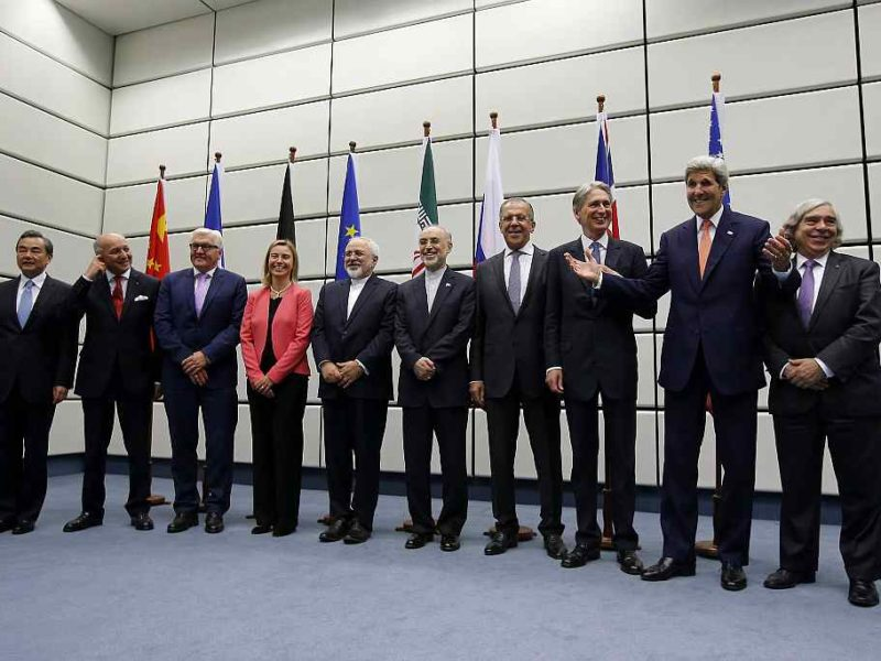 THE EU AND THE IRANIAN NUCLEAR PROGRAMME