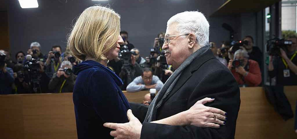 EU PEACE INITIATIVES IN THE PALESTINIAN-ISRAELI CONFLICT