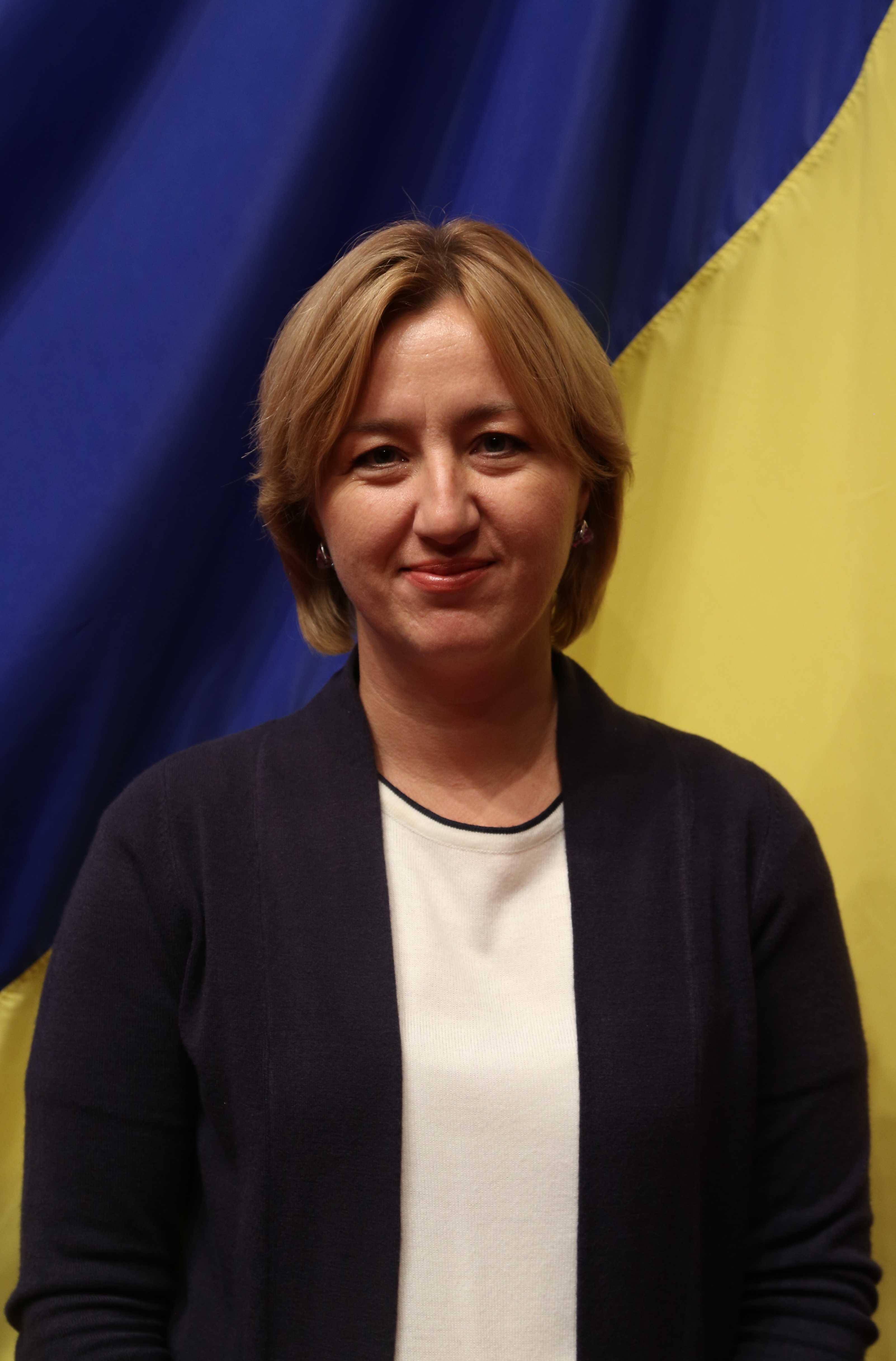 Olena Khylko