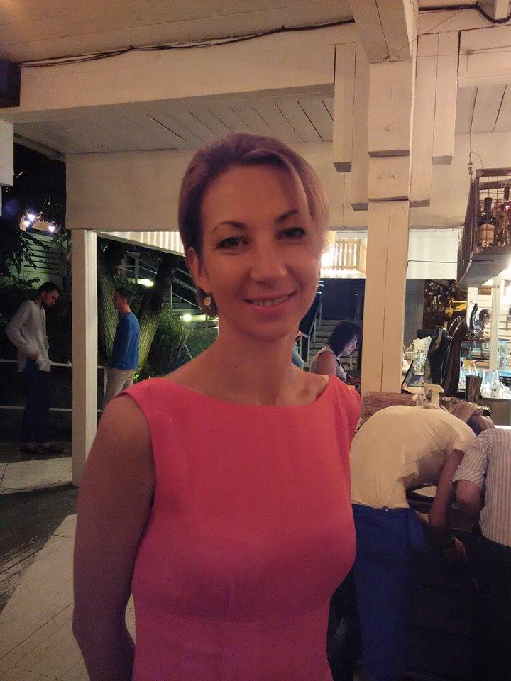 Iryna Maksymenko