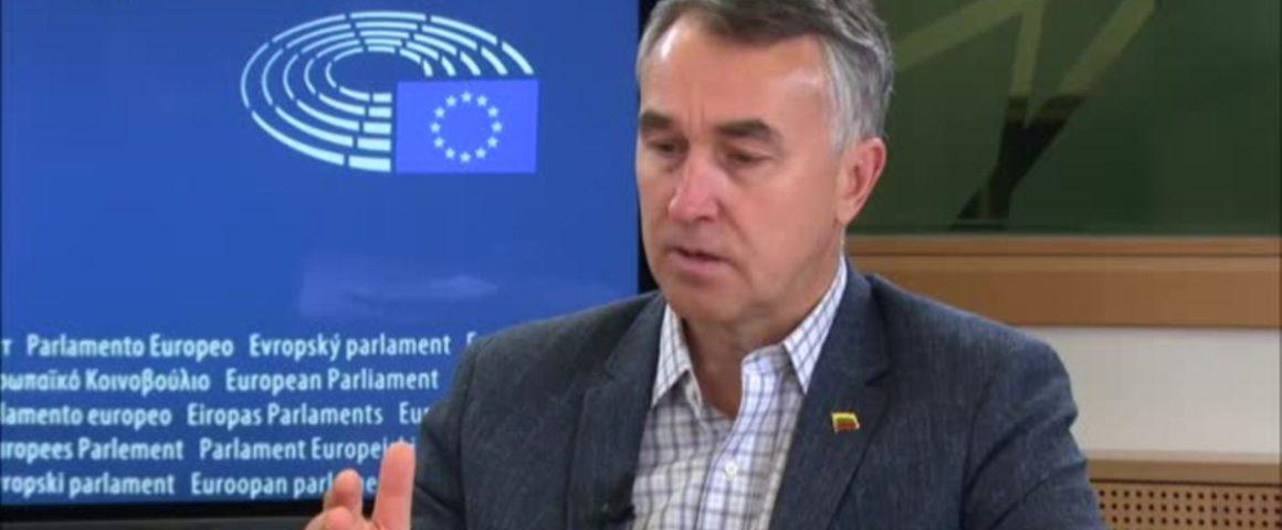 Petras Auštrevičius, Member of the European Parliament
