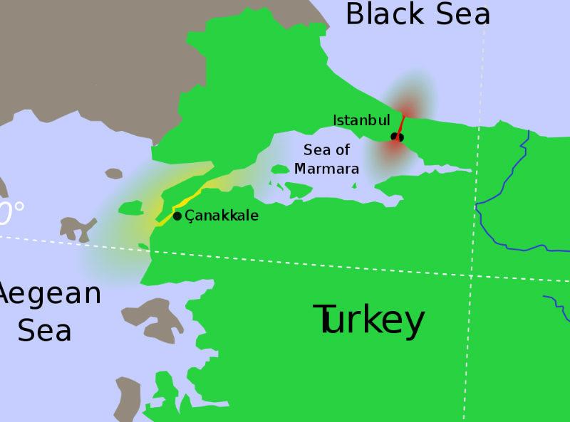 TURKEY'S BLACK SEA POLICY