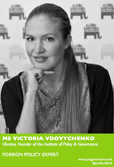 Victoria Vdovychenko