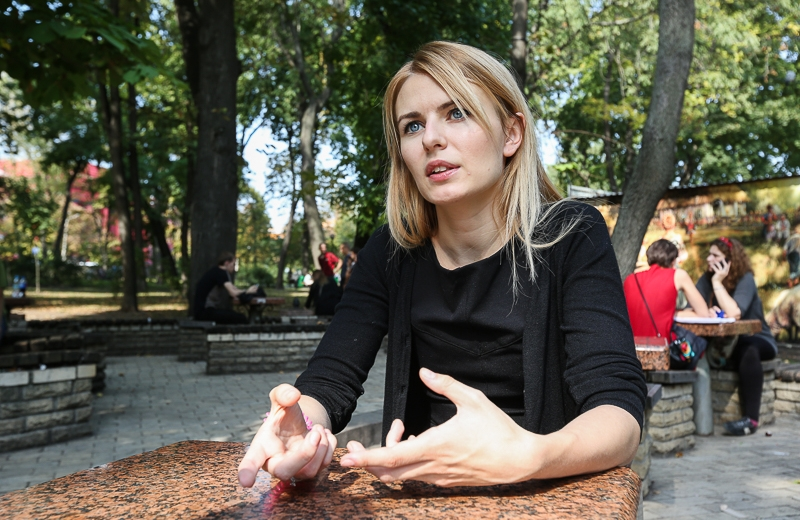 Lesia Vasylenko